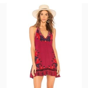 NWOT FREE PEOPLE Steal The Sun Tunic
